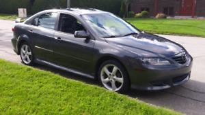 Mazda 6 gt 2005 cuire+ bose