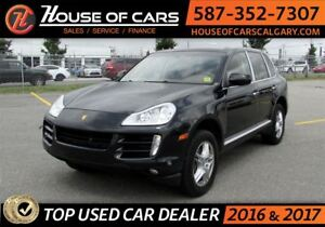 2008 Porsche Cayenne Base / Leather / Sunroof
