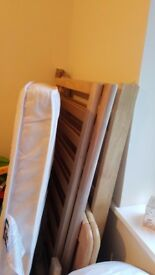 Mamas and papas cot bed. Very good condition.