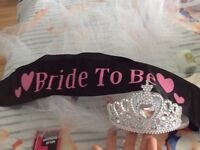 Hen Party Bridal Accessories