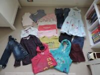Girl's age 6 clothes bundle