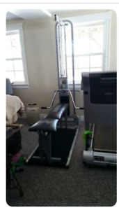 WEIDER EXERCISE weight bench