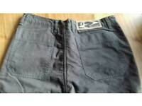 Rs kevlar trousers.with tags
