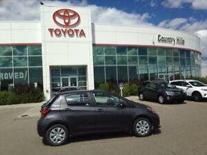2016 Toyota Yaris 5DR HB AUTO LE