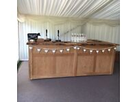 Oak bar, For hire Wedding-Party-BBQ