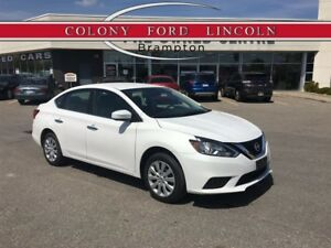 2016 Nissan Sentra JUST TRADED IN, LOW KM'S & CLEAN!