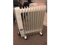 VAX 2.7 KW Electric Heater, Rarely used - still under warranty