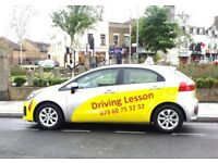 Amazing Driving Lesson, ( 100 % Practical ) ALL London
