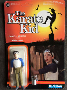 Figurine Karate Kid Daniel LaRusso