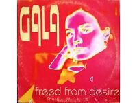 Gala ‎– Freed From Desire (Remixes) 2 x 12''
