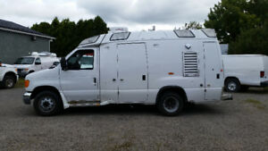 2005 Ford E-450 Diesel 6.0L Allong