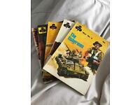 Club Library comics