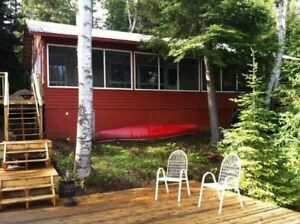 Cottage for rent on beautiful Lake Kipawa