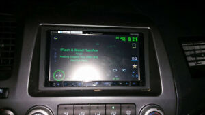 Pioneer P8400 CD/DVD Car Stereo