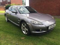 2004 MAZDA RX8 2.6 6 SPEED CHEAP CAR DONT MISS OUT!