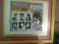 Elvis presley first day issue grenada stamps nice condition great xmas gift