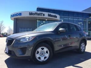 2014 Mazda CX-5 GX FWD A/C, GREAT FUEL SAVING SUV!
