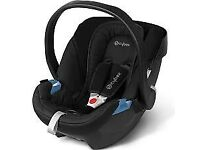 Cybex Aton Car Seat With Isofix Base