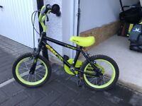 Apollo Claws 14in Kids Bike