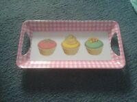 afternoon tea- cupcake tray