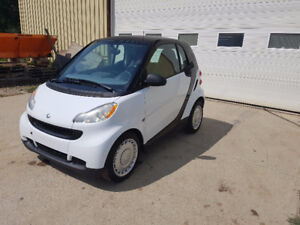 """SUPER LOW KMS ""2009 Smart Fortwo  Coupe"