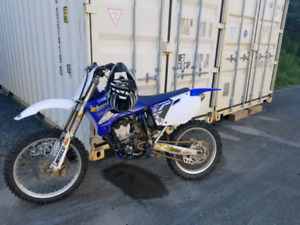 Yz 250F for sale or trade 2600$ obo