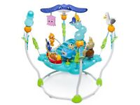 Fisher price nemo jumperoo, bouncer