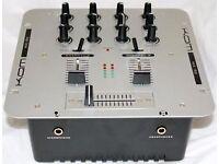 KAM 150 2-channel mixer cheap for sale Leeds