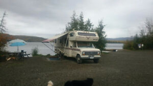 1990 F350 28 ft Vanguard Motorhome