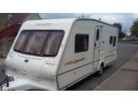 bailey senator oklahoma 4 berth fixed bed 2005