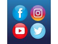 Online Retail Assistant - Social Media Marketing & Customer Service