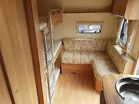 Bailey Orion 5 berth Caravan 2012