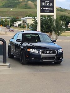 2007 Audi a4 Quattro S-line NEED GONE!!