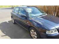 Audi A3 1.9TDI SE 6 SPEED 5 DOOR 12 MONTHS MOT