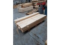 Timber for Fencing all Scottish Timber