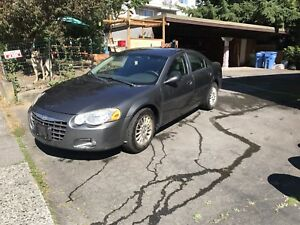 2004 Chrysler Sebring  $700
