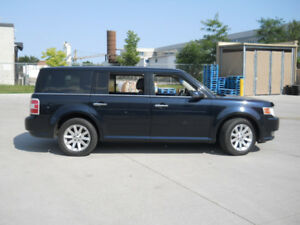 2010 Ford Flex, SEL, 7 Pass, Leather, 3 Years warranty available