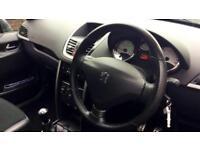2011 Peugeot 207 1.6 HDi 92 Allure 5dr Manual Diesel Hatchback
