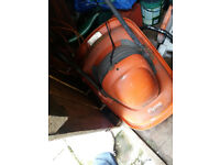 electric mower good condition cheap as chips