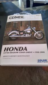 Honda shadow service repair manual