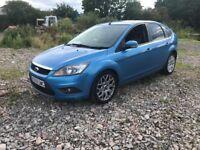 2010 (59) ford focus zetec drive away today £30 road tax 1.6 tdci diesel sat nav