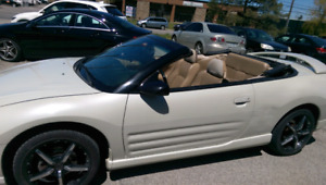 MITSUBISHI ECLIPSE SPYDER GT CONVERTIBLE