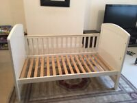 Humphrey's Corner cot bed frame. Very good condition.