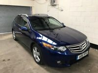 Honda Accord 2.2 EX I DTEC *1 Local Owner From New* *Fully Loaded* 12 Month Mot 3 Month Warranty