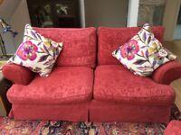 Pair of high quality Multi York high quality sofas