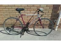 Raleigh Spirit Pioneer Hybrid Bike, nice condition
