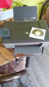 Imprimante, photocopieur et scanneur