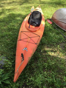 Clearwater Kayak Inuvik Model.  VERY Stable and Fun!