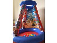 Paw Patrol playpen/ padding pool