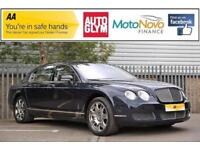 2005 Bentley Continental 6.0 4dr Petrol blue Automatic